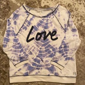 Victoria Secret Love Sweatshirt